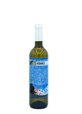 sirena vino blanco cadaques